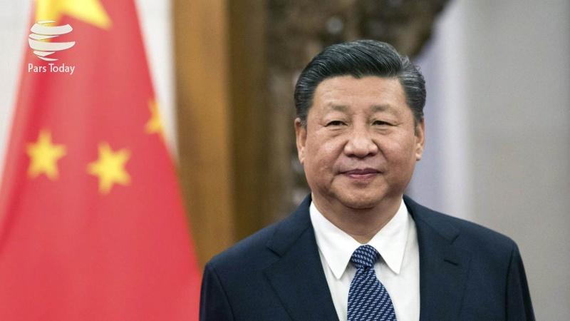 تاکید رییس جمهور چین بر وفاداری ارتش به قانون اساسی جدید