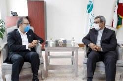 تعامل سازنده سازمان منطقه آزاد کیش با بیمه ایران معین در قالب ایده های نو