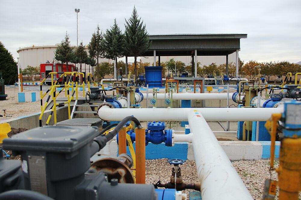 ارسال بیش از 314 میلیون لیتر فرآورده نفتی به تأسیسات انتهایی سنندج