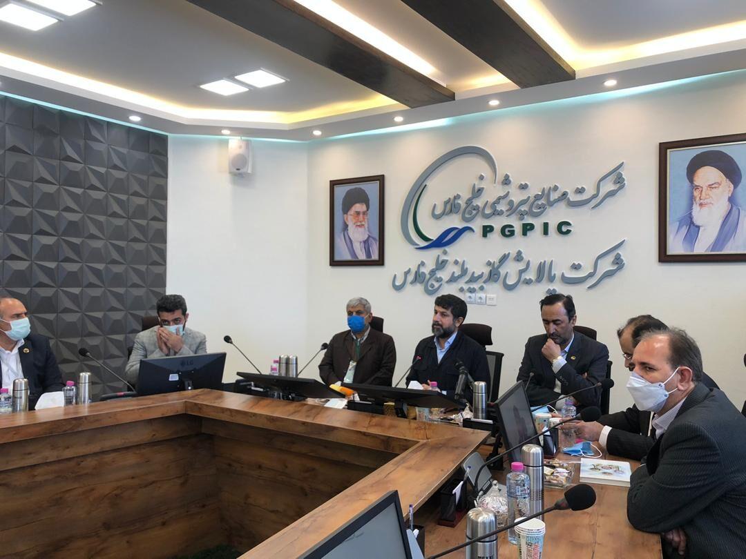 قدردانی استاندار خوزستان از خدمات هلدینگ خلیج فارس