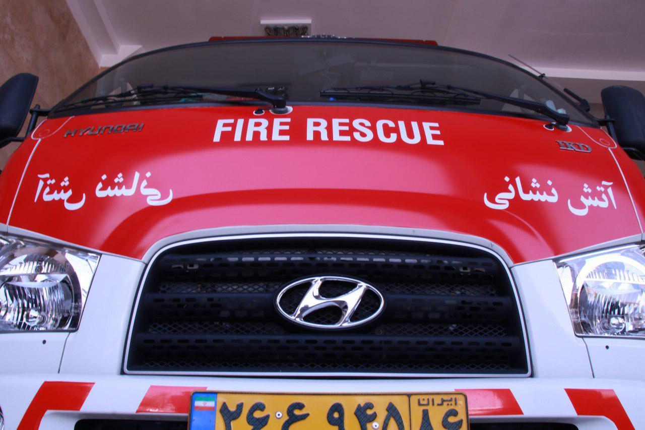 ششمین ایستگاه منطقه ای آتش نشانی سمنان افتتاح شد | ششمین - آریا