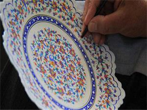 سوسوی نور هنرهای سنتی در پژوهشگاه میراث فرهنگی