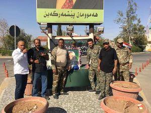 اختصاصي مشرق / ضربه مهلک نيروهاي عراقي به تجزيه طلبان کرد در مرزهاي مشترک کرکوک و اربيل + عکس و نقشه ميداني