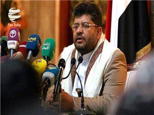 محمد علی الحوثی: سازمان های بین المللی مسئول نرسیدن امکانات درمانی به بیماران یمنی هستند