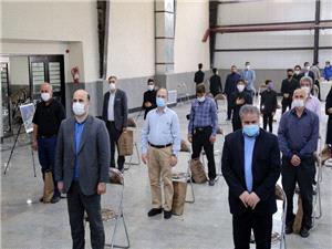 تجلیل از رزمندگان و ایثارگران شاغل شهرداری منطقه 6