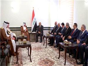اهداف هیأت قطری از سفر به عراق/ تلاش برای مقابله با حضور عربستان و افزایش نقش آفرینی ایران در عراق