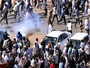دو کشته در تظاهراتی در خرطوم