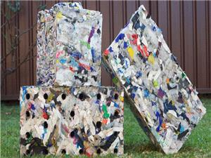 تولید آجر از پسماندهای پلاستیکی