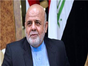 سفیر ایران در عراق: مردم عراق خواستار حمایت از ایران هستند