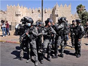 زخمی شدن بیش از 50 فلسطینی به دست نظامیان صهیونیست