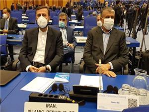 آغاز شصتو پنجمین نشست عمومی آژانس بینالمللی انرژی اتمی