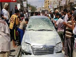 ترور ناکام یک مسئول امنیتی دولت مستعفی یمن/ هلاک فرمانده ائتلاف سعودی کشته شد